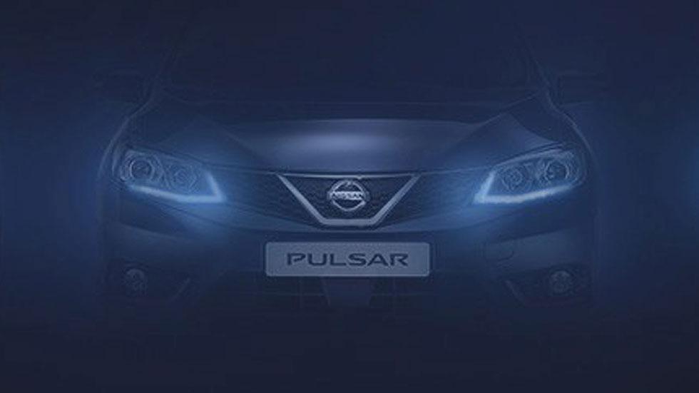 Nissan Pulsar, el nuevo compacto de la marca nipona