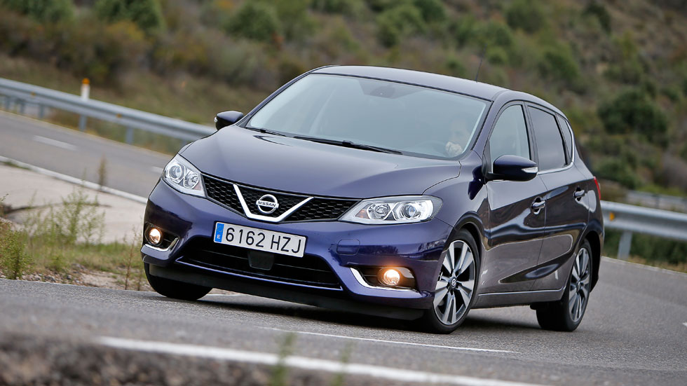 Prueba: Nissan Pulsar dCi 110 N-TEC, lo que le faltaba a Nissan