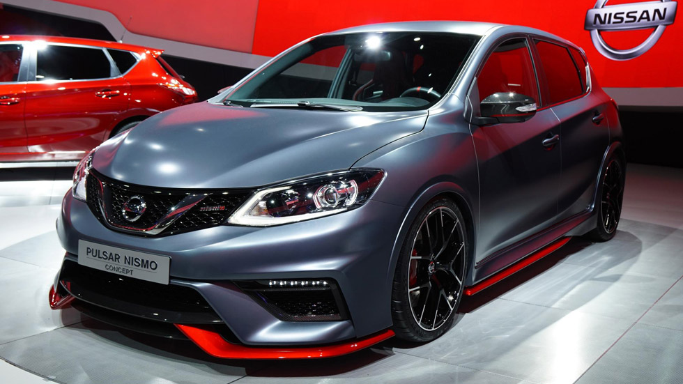 nissan pulsar nismo la rabia deportiva del compacto nip n. Black Bedroom Furniture Sets. Home Design Ideas