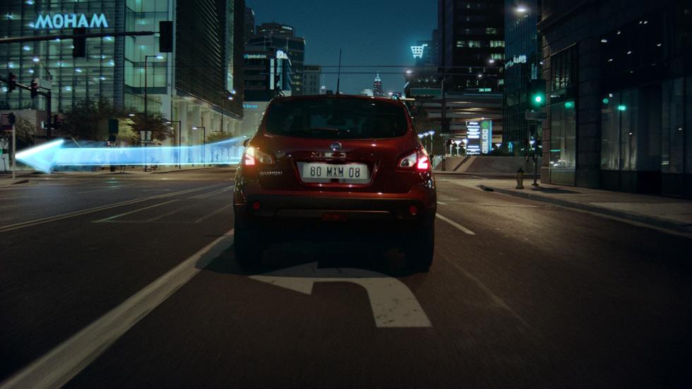 Nissan Qashqai 360, un SUV que lo 've' todo