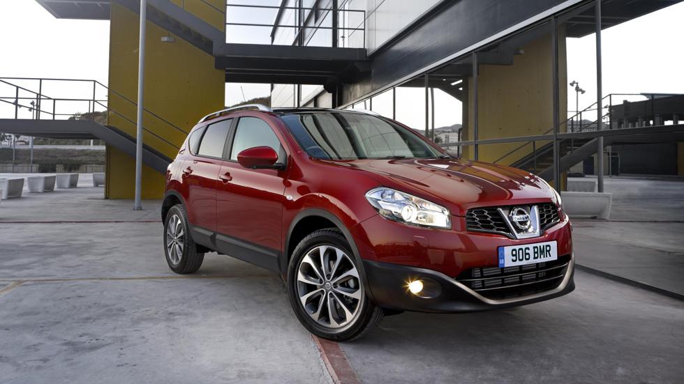 Nissan Qashqai, claves coche mas vendido en España