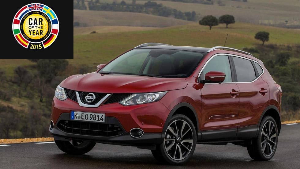 Pros y contras del Nissan Qashqai, finalista del Car of The Year 2015