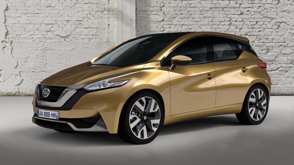 Los Nissan que vienen en el futuro