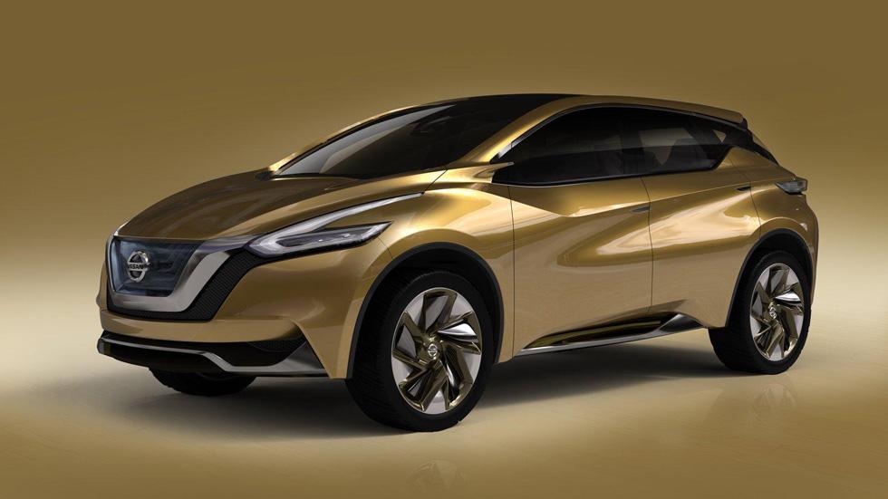Nissan Resonance Concept, diseño moderno y futurista en Detroit