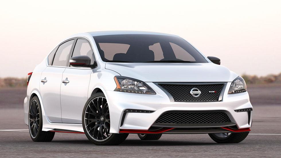 Nissan Sentra Nismo, más leña deportiva