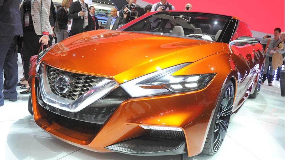 Nissan Sport Sedán Concept, ¿el nuevo Maxima?