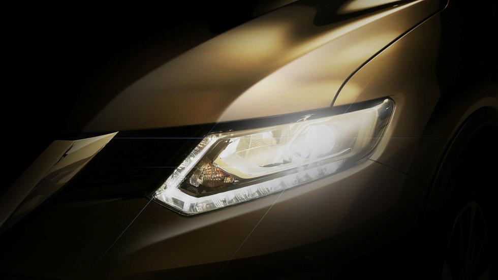 Nissan prepara para Frankfurt… ¿el nuevo Qashqai?