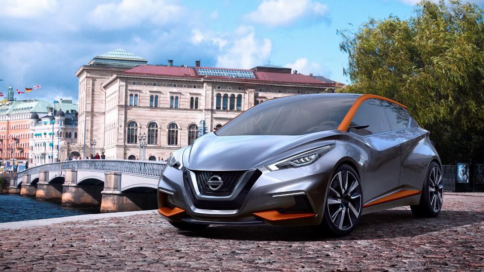 Nissan SWAY Concept, reinventando los utilitarios