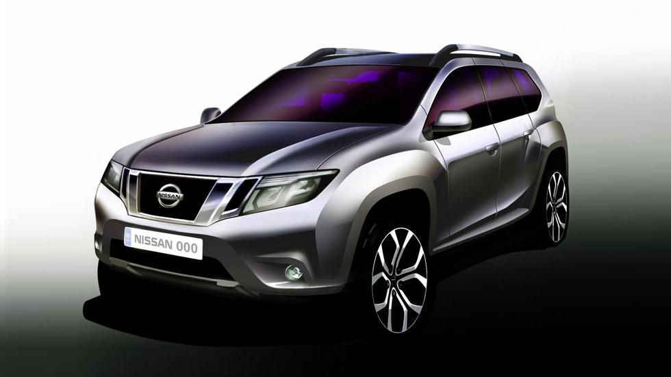 Nuevo Nissan Terrano, un Dacia Duster de 'lujo'