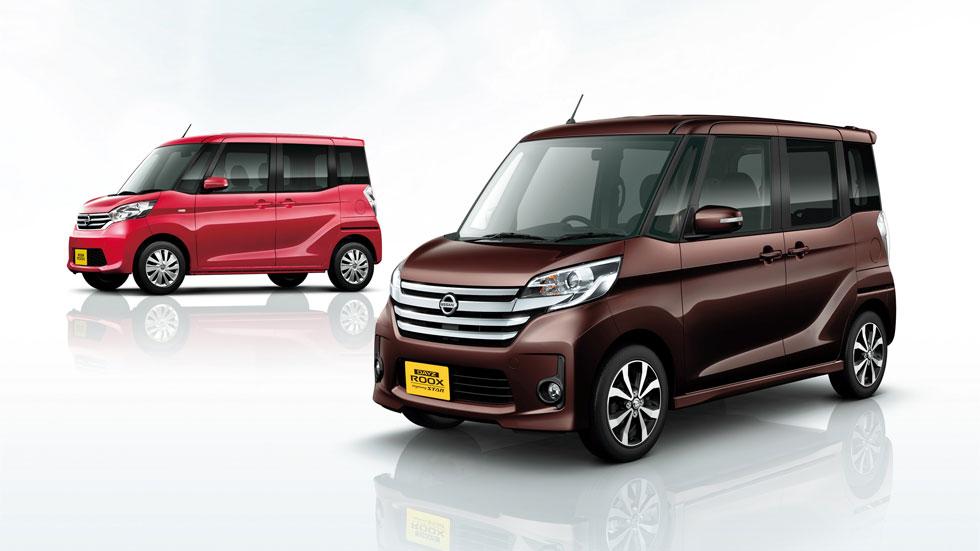 Nissan en el Salón de Tokio 2013: urbanos, monovolúmenes, eléctricos...