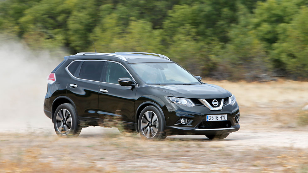 Prueba: Nissan X-Trail 1.6 dCi 4x4 7 plazas, SUV familiar