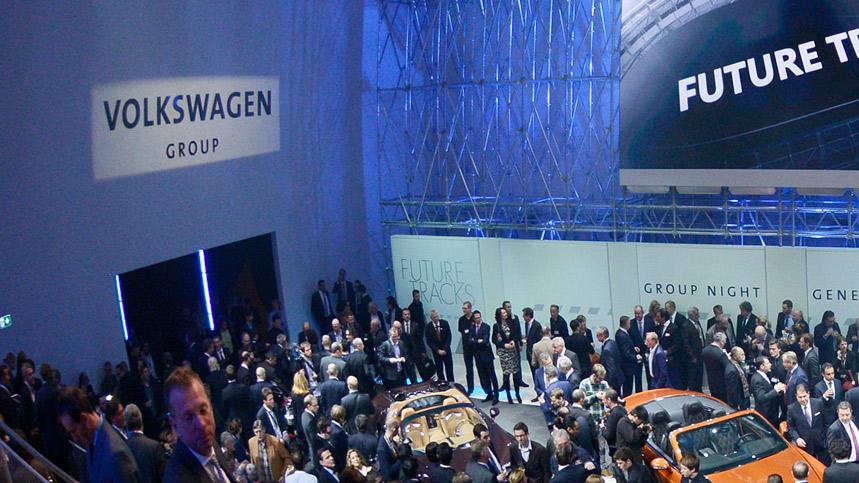 Todas las novedades de Volkswagen, en directo