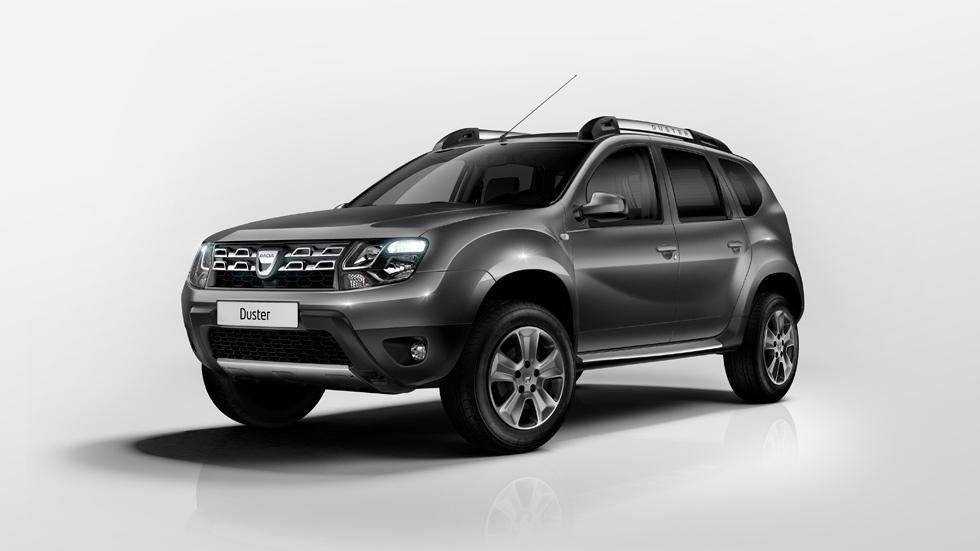 Nuevo Dacia Duster 2014, más carácter 4x4