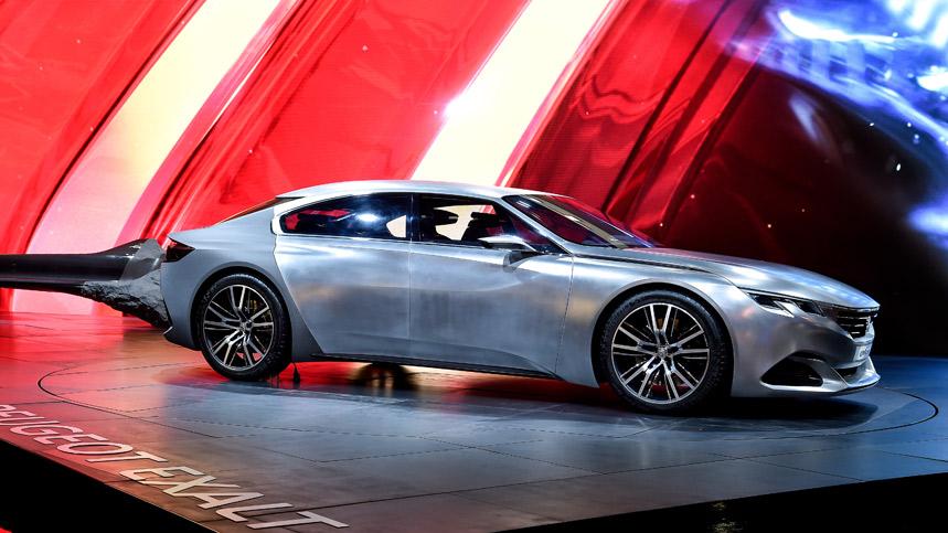 Salón del Automóvil de París 2014: todas las novedades al detalle