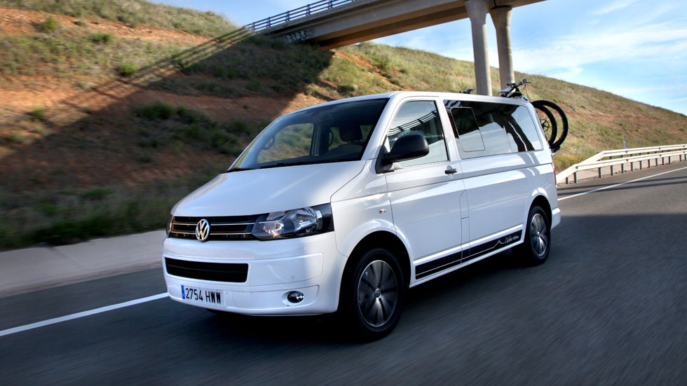 Volkswagen Multivan, alternativa a SUVs y monovolúmenes