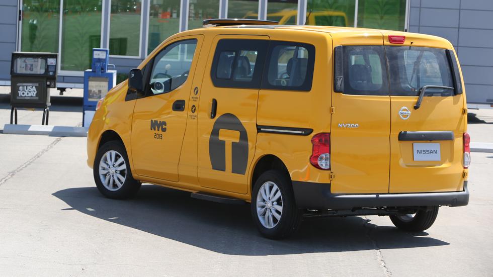 Nueva York estrena un taxi con raíces españolas