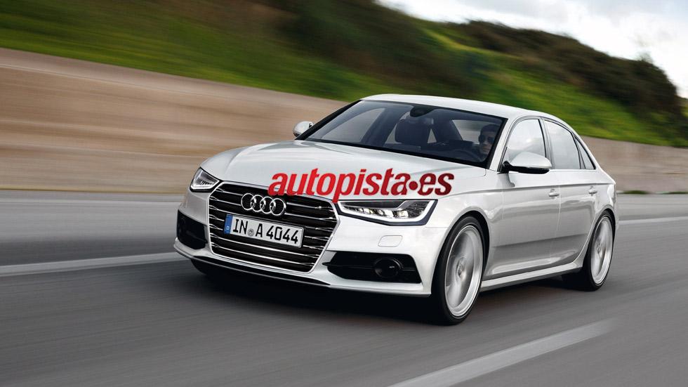 Nuevo Audi A4, plato fuerte para 2015