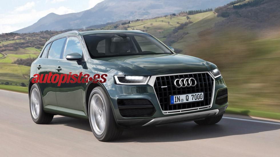 Audi Q7: el mejor futuro de Audi