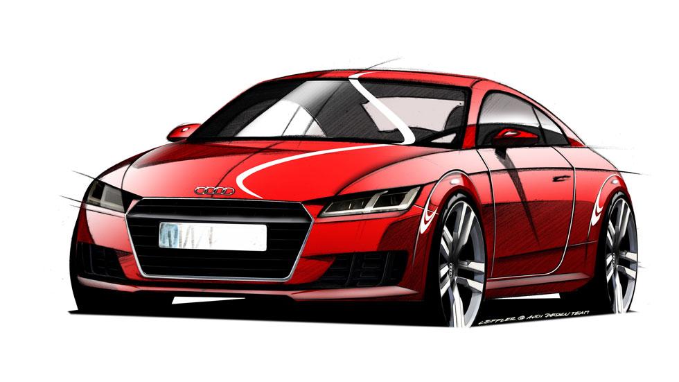 Nuevo Audi TT: vuelta a los orígenes
