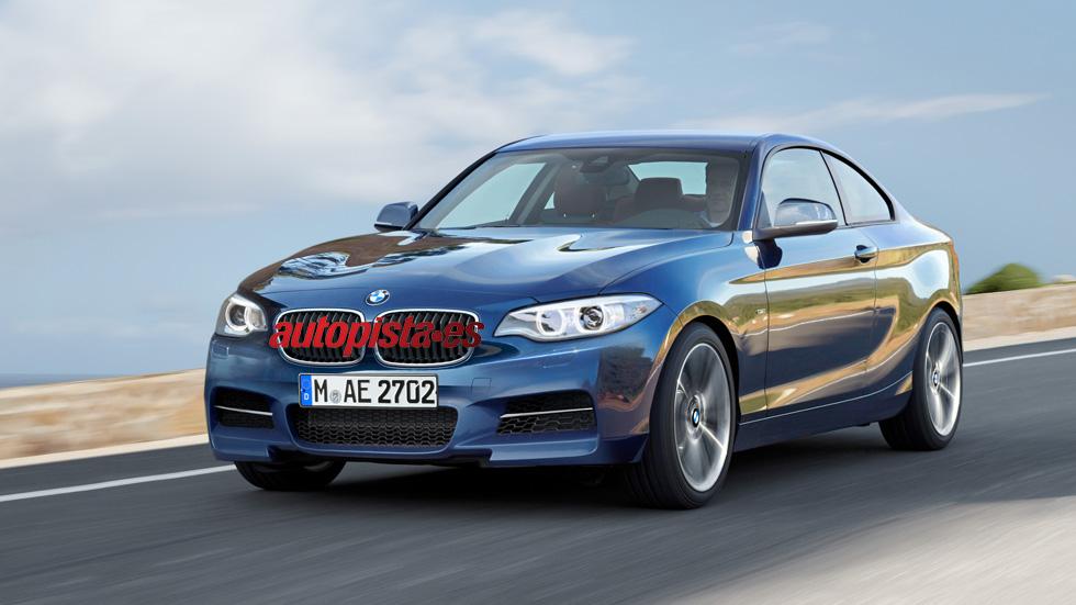 Lo más nuevo de BMW: Serie 2 Coupé