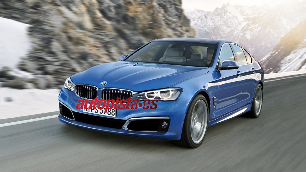Nuevo BMW Serie 5, tecnología rodante para 2016