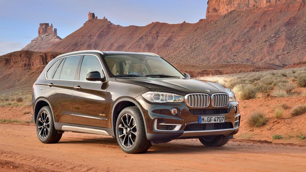 Nuevo BMW X5: llega la generación más eficiente