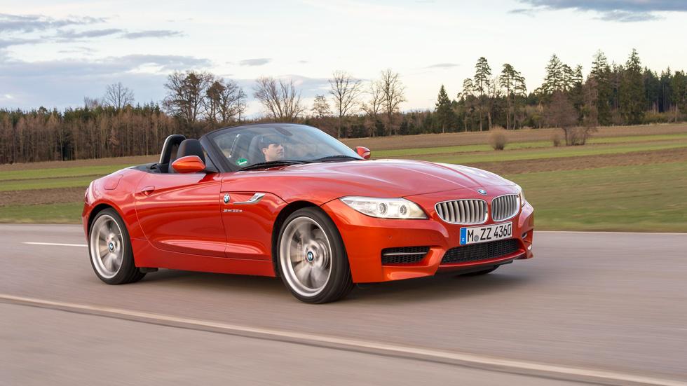 Nuevo BMW Z4 2013, pura seducción al aire libre