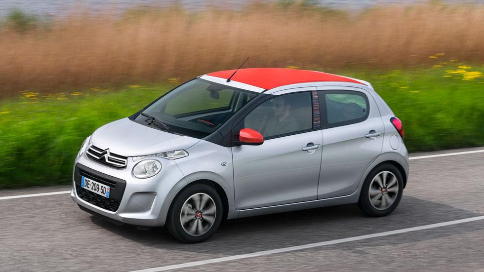 Contacto: nuevo Citroën C1, mejor y más desenfadado