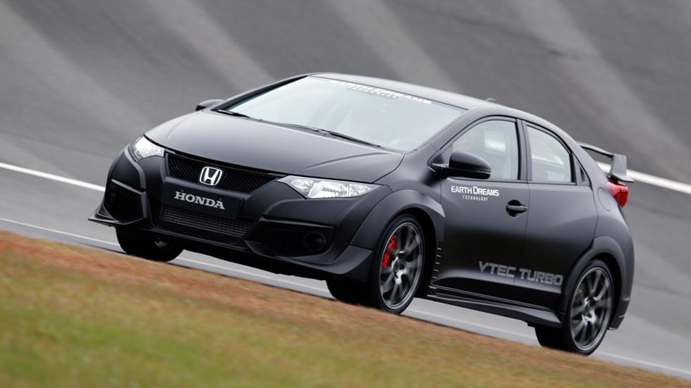 Nuevo Honda Civic Type-R: lo probamos