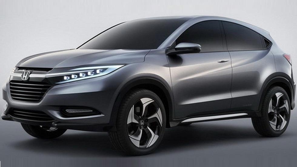 Honda Urban SUV Concept, otro SUV para la ciudad