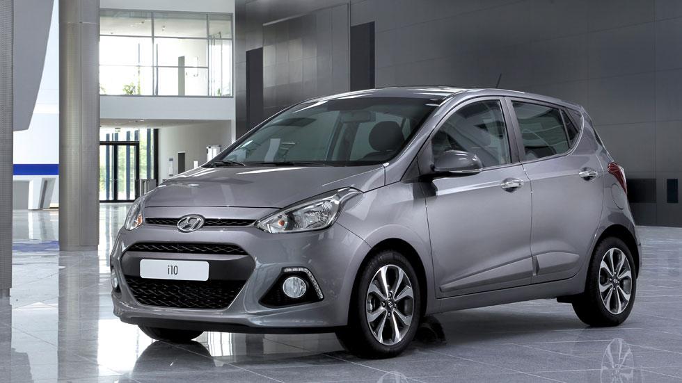 Hyundai i10 2014, savia nueva para la ciudad