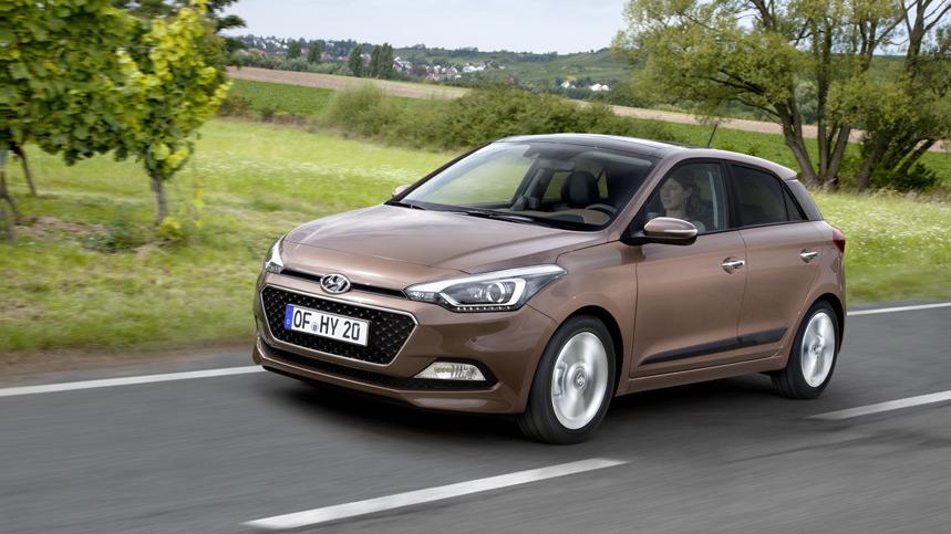 Nuevo Hyundai i20, diseño e interior, sus bazas