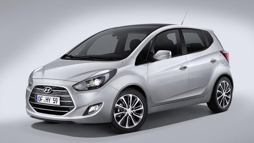 Nuevo Hyundai ix20, más eficiente y más moderno