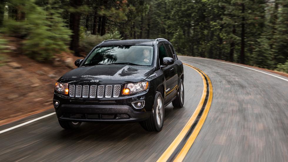 El nuevo Jeep Compass 2014, ahora más robusto