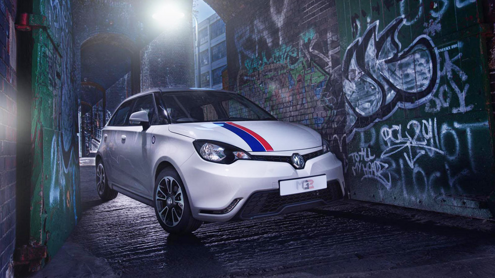 MG3 2014, ¿el regreso definitivo de MG a Europa?