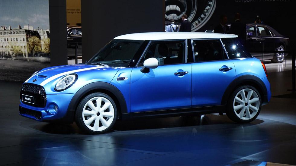 Nuevo Mini de 5 puertas: más versatilidad desde 21.450 euros