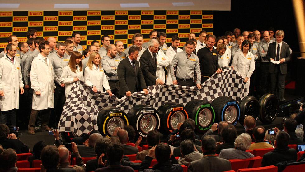 Los nuevos neumáticos de la F1 aumentarán el espectáculo