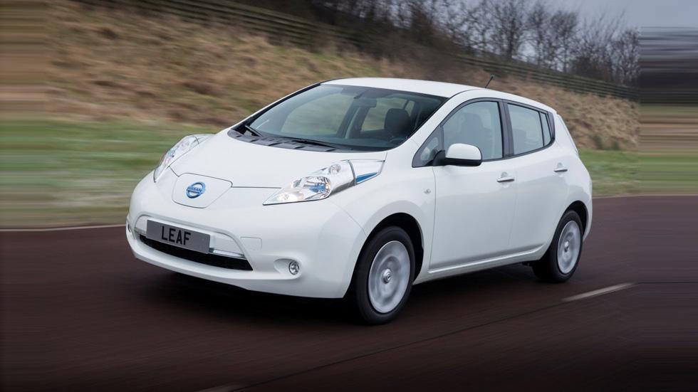 Nissan Leaf 2013, un eléctrico con múltiples mejoras