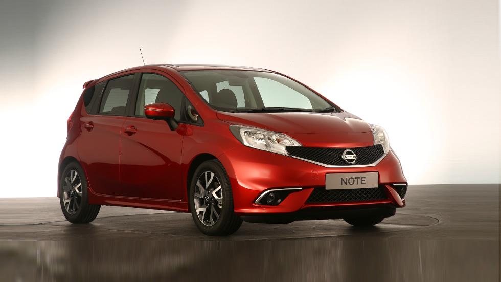 Nuevo Nissan Note 2013: más utilitario, menos monovolumen
