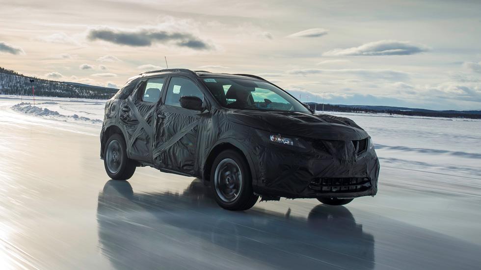 El nuevo Nissan Qashqai quiere ser más premium