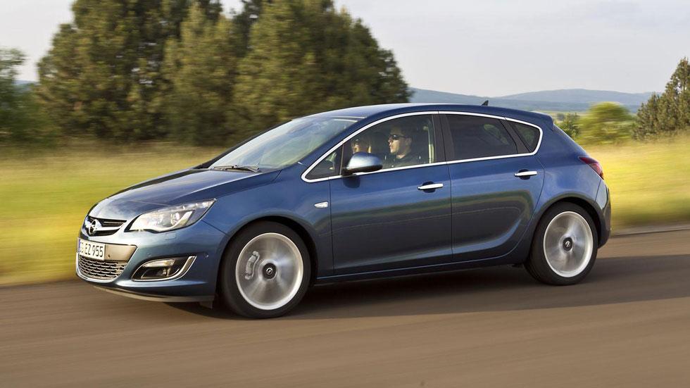 Opel Astra 2014: nuevo motor y equipamiento renovado
