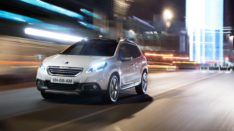 Contacto: Peugeot 2008, desafío urbano