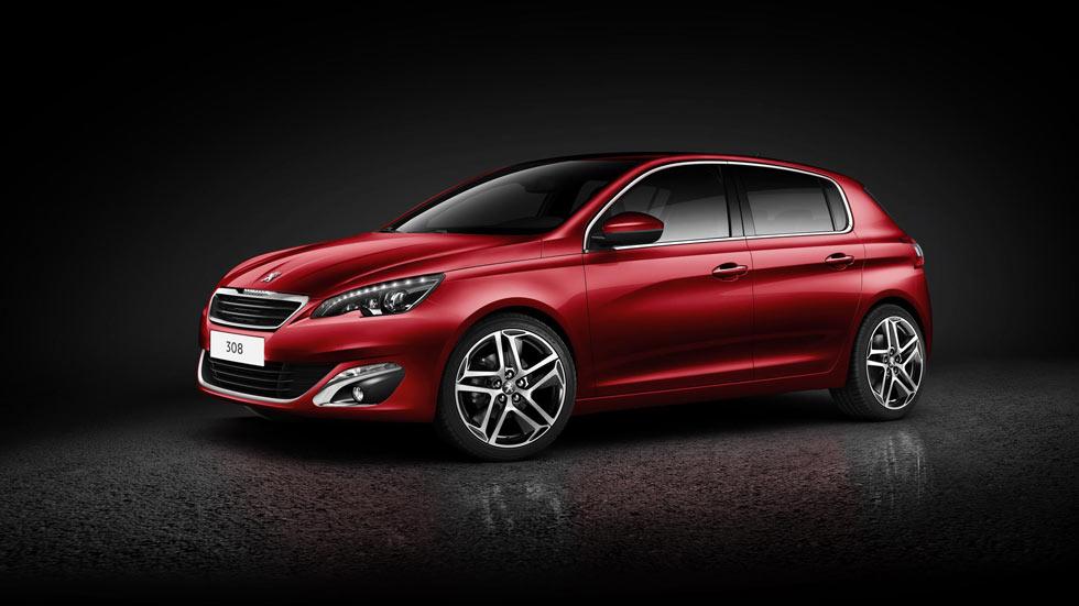 Nuevo Peugeot 308 II, ahora más eficiente y elegante