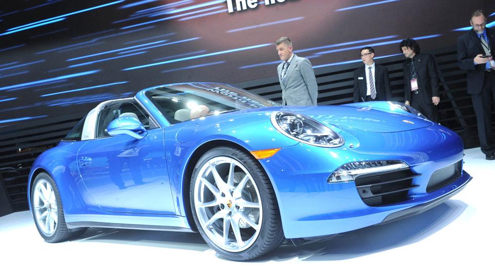 Nuevo Porsche 911 Targa, un clásico moderno
