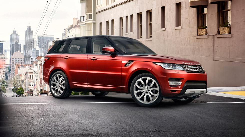 Nuevo Range Rover Sport, a partir de 66.000 euros