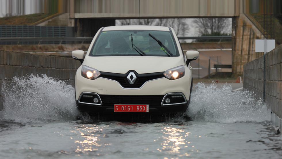 Así rueda el nuevo Renault Captur: últimos tests de validación