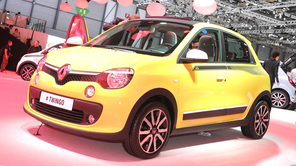 Nuevo Renault Twingo, revolución urbana