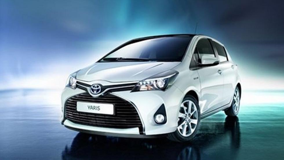 Nuevo Toyota Yaris 2014, puesta al día