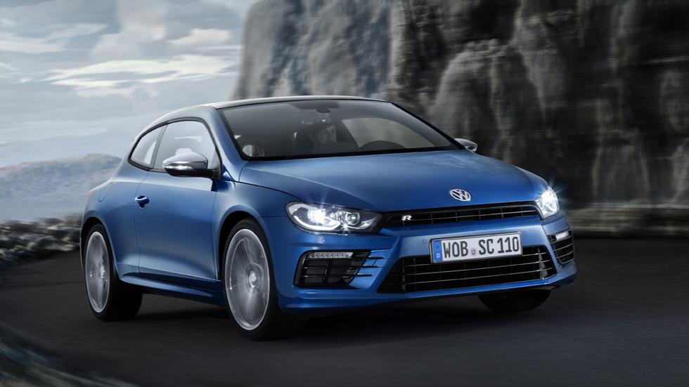 Nuevo Volkswagen Scirocco R 2014: credenciales deportivas
