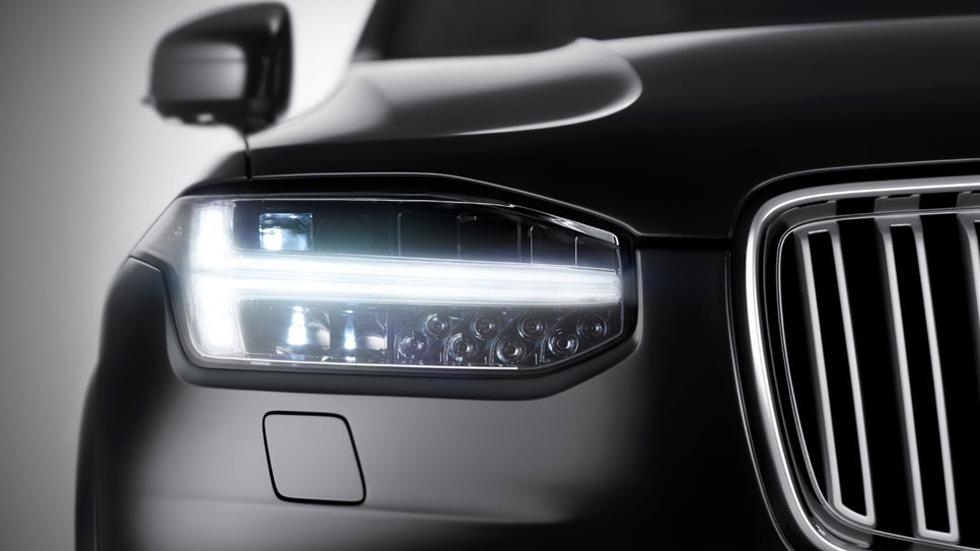 El nuevo Volvo XC90 2015 y la plataforma modular SPA